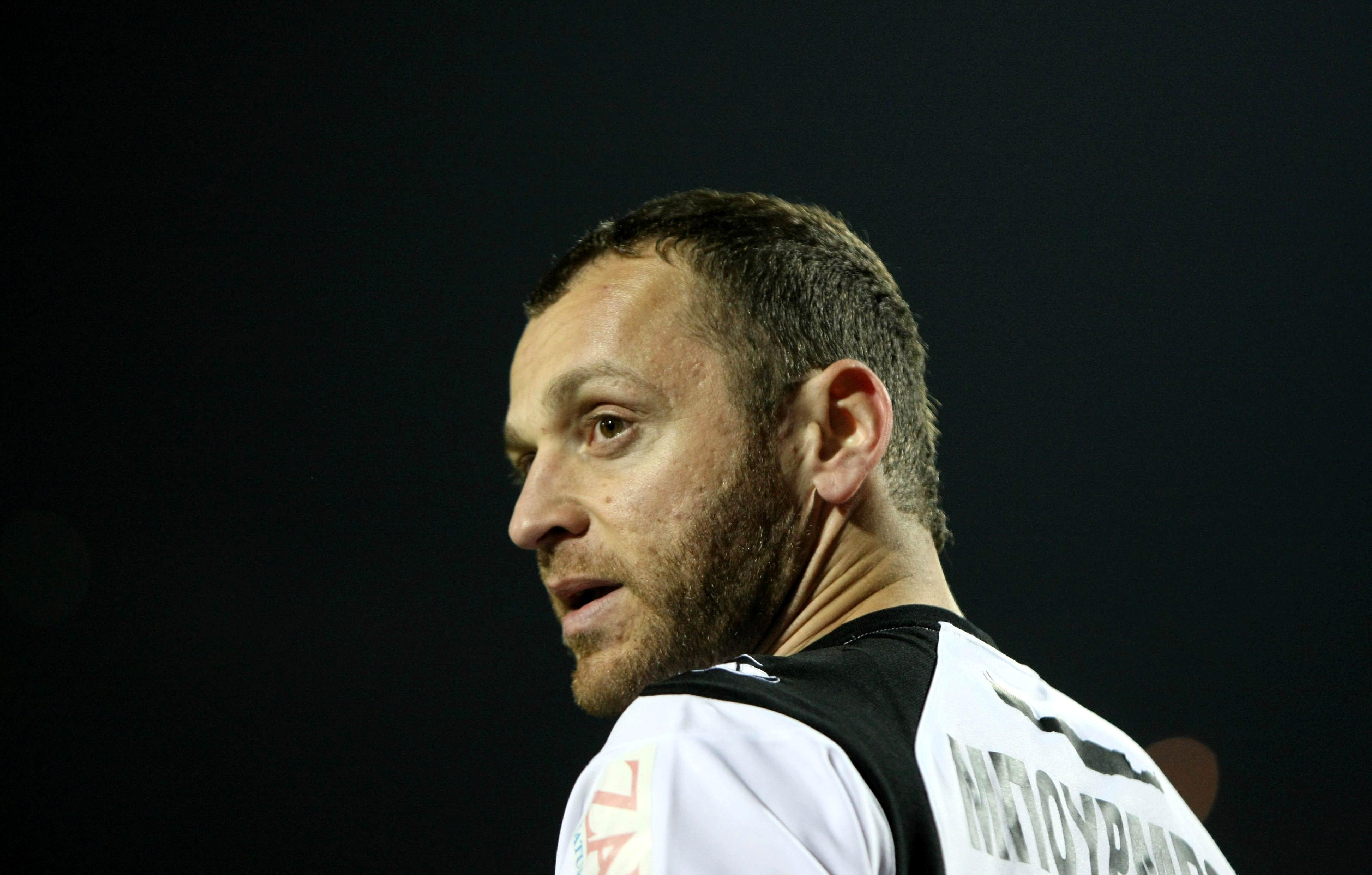 Μπούρμπος: «Το σημαντικό είναι να κερδίζει η ομάδα»