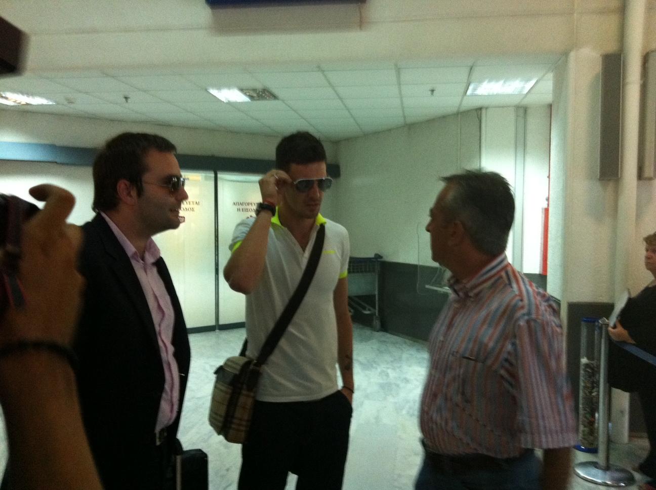 Μάντζιος: «Kίνητρο για για να έρθω στoν ΟΦΗ, Μαχλάς, Αναστόπουλος και κόσμος»