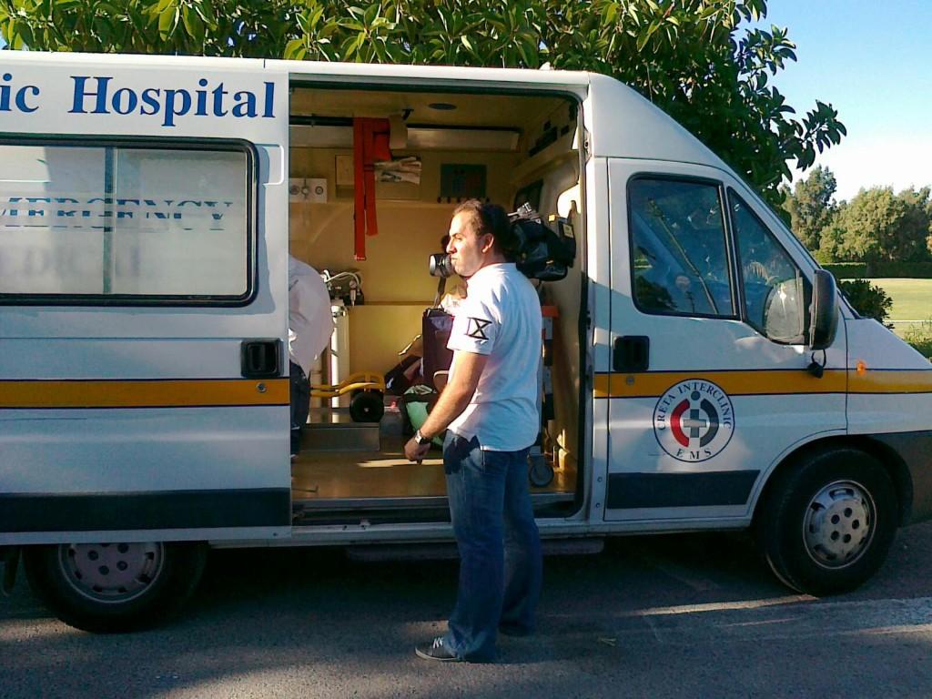 Στο «Βαρδινογιάννειο» η κινητή μονάδα της «Creta Interclinic»